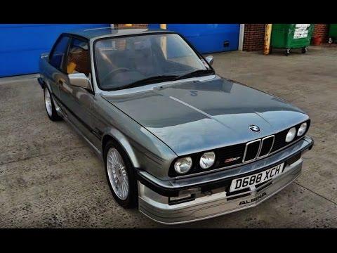 BMW Alpina C2 2.7 (E30) quick look