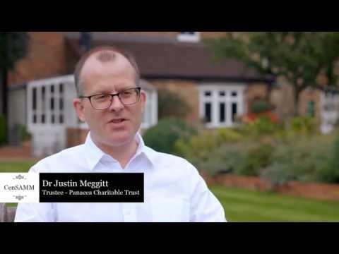 Justin Meggitt on the Panacea Trust and CenSAMM