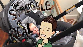 Making Your Preemie Reborn Look Real in the Stroller & Car Seat | nlovewithreborns2011