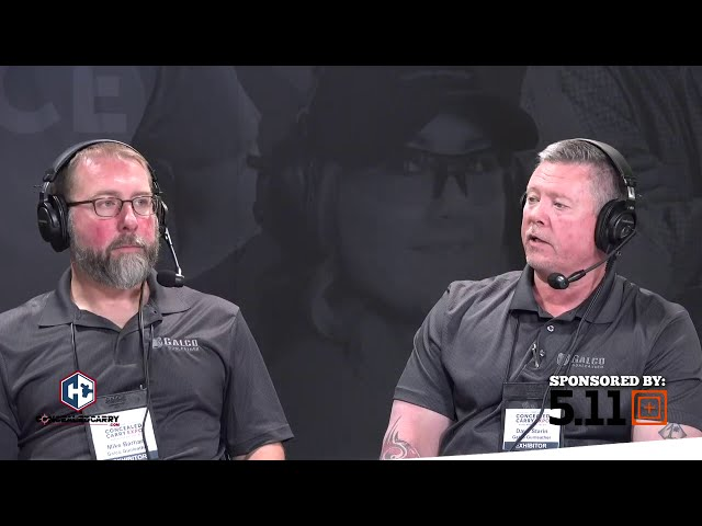 Ed Combs Talks to The Team From Galco – USCCA Expo 2019 Day 1