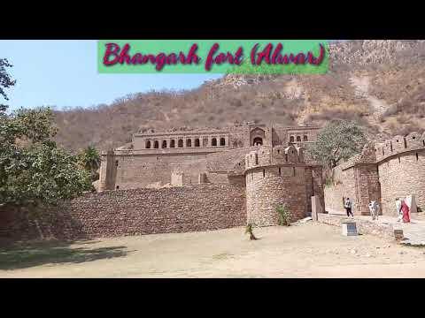 Bhangarh fort Alwar / Karan Arjun movie shooting yehi pr hue thi