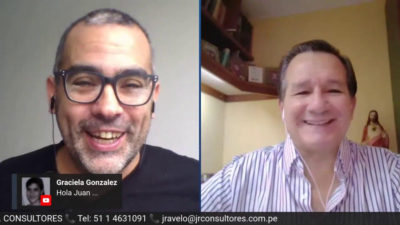 Fortaleciendo a las Pymes ante el Coronavirus:Juan Manuel Ravelo (Perú) y Martín Quirós (Argentina)