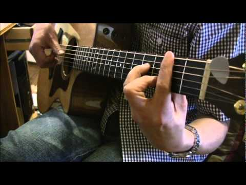 Be Thou My Vision Fingerstyle Guitar Tab Youtube