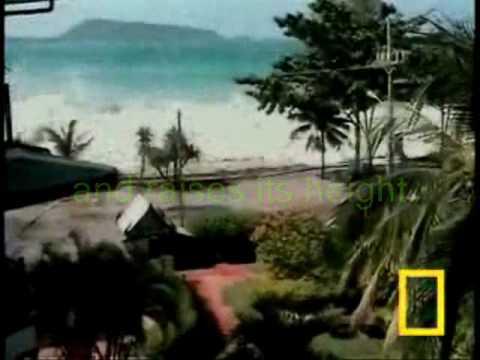 2004 Asia Tsunami Foot...