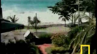 Tsunami Footage Montage from Pacific South-East Asia 2004 海啸