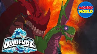MISSION WHITE DRAGON Dinofroz  episode 22 EN