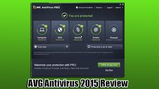 Free AVG Antivirus 2015 Review