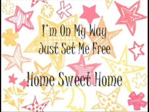 Carrie Underwood-Home Sweet Home lyrics
