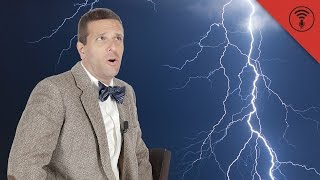 Does Counting the Seconds After a Lightning Strike Work? | Don t Be Dumb