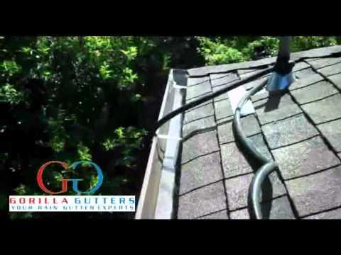 Oakland Gutter Repair & Rain Gutter Cleaning