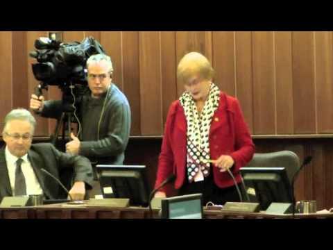 Waldorf Report at Vancouver City Council Jan15, 2013