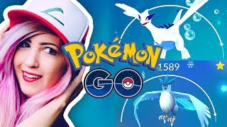 Pokemon GO | Hunting Lugia and Articuno | Legendary Raid Battles | Public Wheel of Doom Challenges