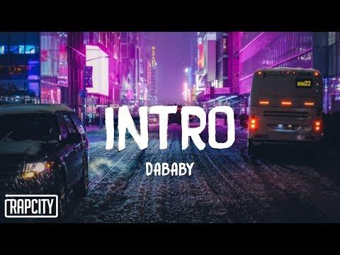 DaBaby – Intro (Lyrics)
