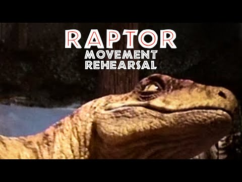 THE LOST WORLD: JURASSIC PARK - Revisiting the Raptors - BEHIND-THE-SCENES