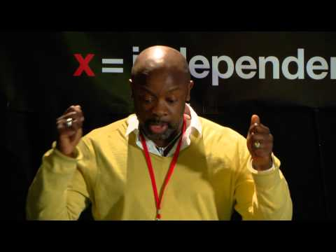 Intuition - following the small voice in your head: Kwame Kwaten at TEDxBathUniversity