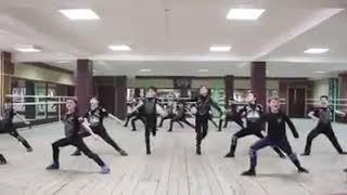Çeçen Çocuklar Kafkas Dansı