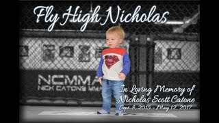 Our story about our beloved son Nicholas Scott Catone.