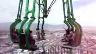 Stratosphere Insanity ride