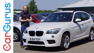 BMW X1 2012 Videos