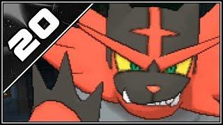 Pokemon Ultra Sun and Moon Part 20 - Salty Incineroar