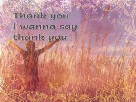 Thank You by The Katinas with lyrics
