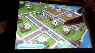 Sims Free Play Part 12 Baby Crib