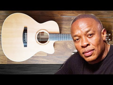 Dr. Dre - Still D.R.E. ft. Snoop Dogg - EASY Guitar tutorials