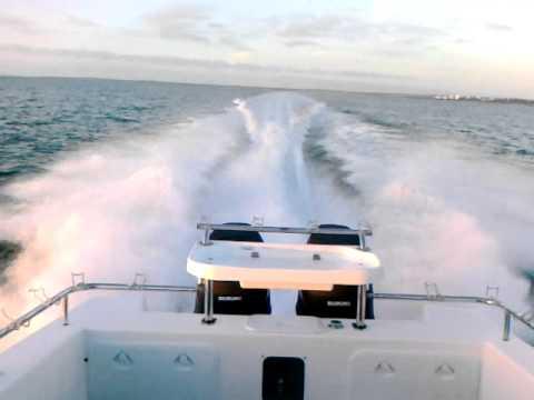 Bass Strait Offshore 24 (2 x175 Suzuki)