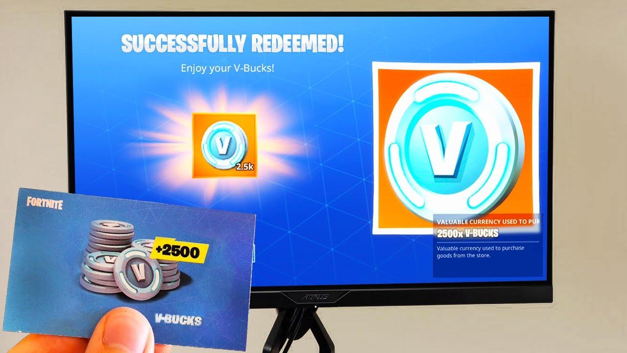 Unredeemed V Bucks Code How To Hack Fortnite Accounts