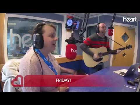 Heart Breakfast with Martin and Su - Friday Song 10 March 2017