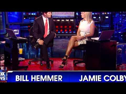 Jamie Colby sexy tan legs 07 18 - 19 11 AN HD