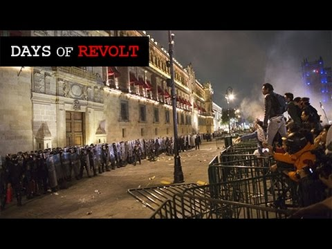 Days of Revolt: The New Mexican Revolution