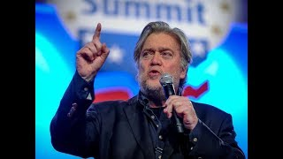 Steve Bannon Has Fooled Some into Believing He