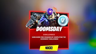 FORTNITE DOOMSDAY EVENT! (NEW UPDATE)