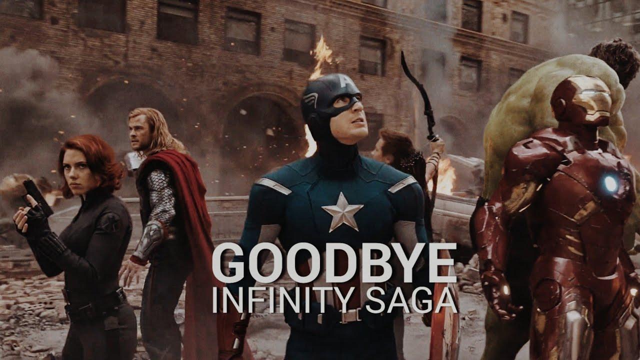 marvel cinematic universe | goodbye infinity saga