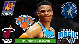 NBA Trade Machine: Russell Westbrook