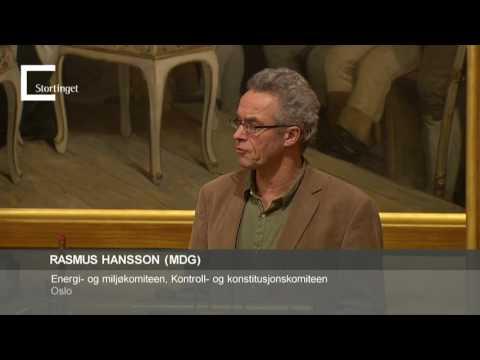 07.12.2016 - Interpellasjon fra Ingrid Heggø A til fiskeriminister Per Sandberg, innlegg