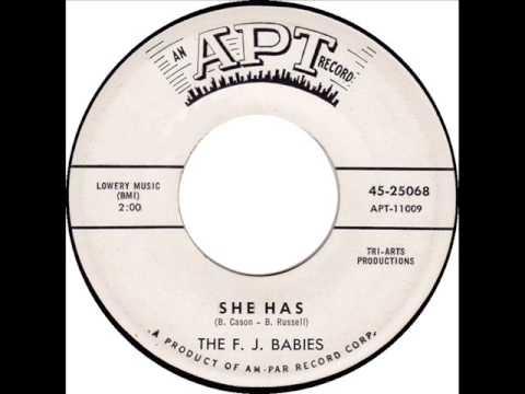 F. J. Babies - She Has (APT 25068) 1962