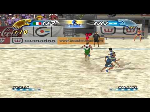 Pro Beach Soccer Gameplay (PC)[PepsiKillazHD]