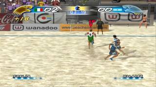 Pro Beach Soccer Gameplay (PC)[PepsiKillazHD]