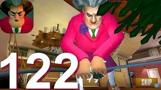 Scary Teacher 3D - Gameplay Walkthrough Part 122 Chapter 2 Christmas Debacle (Android,iOS)