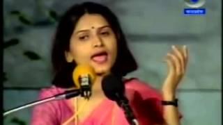 Yeh mojeza bhi mohabbat ..Bharathi Vishwanathan sings Qateel Shifai