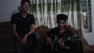 Priyo oshukh-Tahsan cover by Shobdo