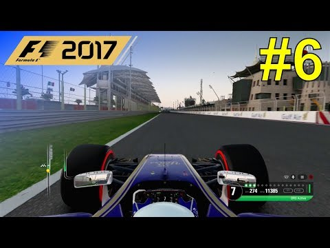 F1 2017 - Giovinazzi Career Mode #6: Bahrain Grand Prix - Qualifying