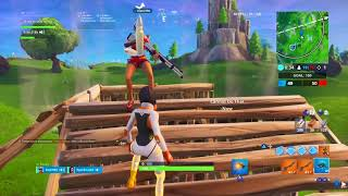 Unlocking Rox stage 4 in Fortnite with a subscriber/Friend