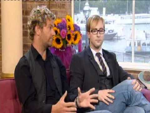 Ian Watkins H from Steps Band & gay partner having baby - speaking on ITVs This Morning