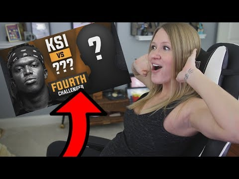 THE NEXT OPPONENT FOR KSI IS!? | My Reaction