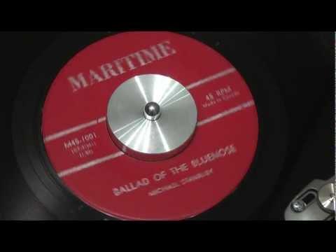 MICHAEL STANBURY - The Ballad Of The Bluenose - 1966 - MARITIME