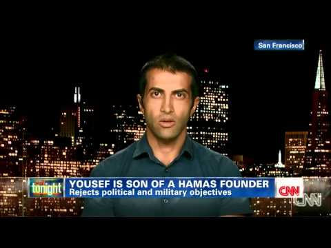 Mosab Hassan Yousef Son of Hamas Founder tells the truth about Hamas Terrorists