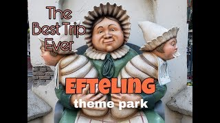 Efteling Theme Park, our review of the most whimsical theme park in the world.